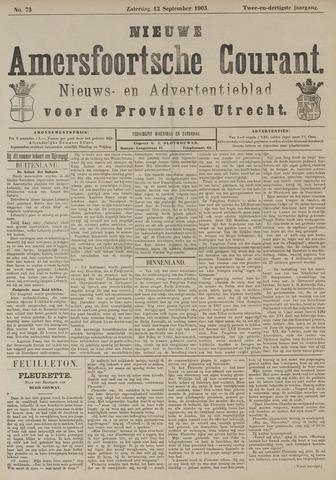 Nieuwe Amersfoortsche Courant 1903-09-12