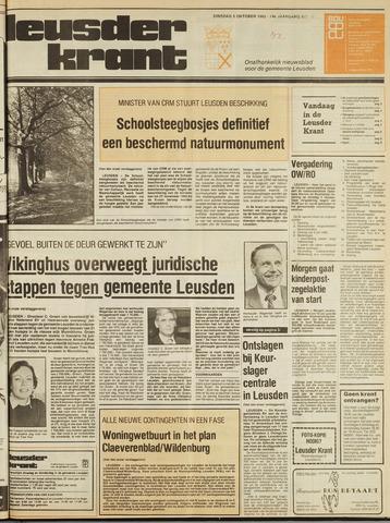 Leusder Krant 1982-10-05