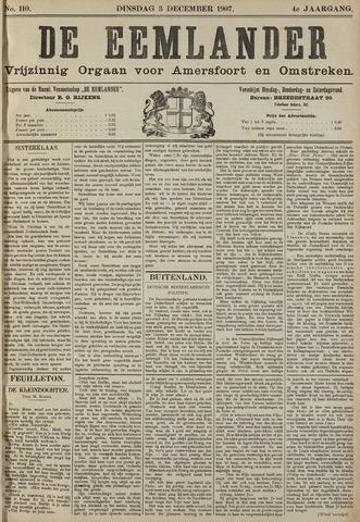 De Eemlander 1907-12-03