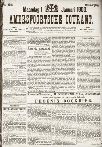 Amersfoortsche Courant 1900