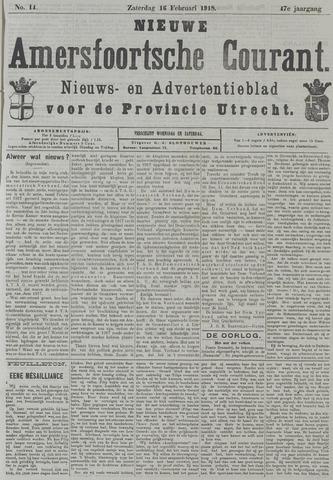 Nieuwe Amersfoortsche Courant 1918-02-16