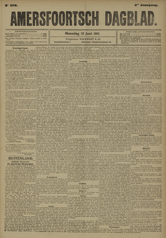 Amersfoortsch Dagblad 1911-06-12