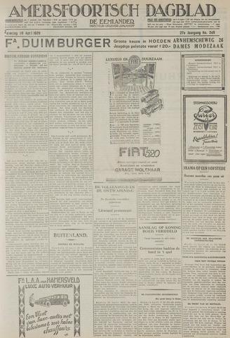 Amersfoortsch Dagblad / De Eemlander 1929-04-20