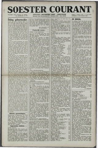Soester Courant 1948-11-09