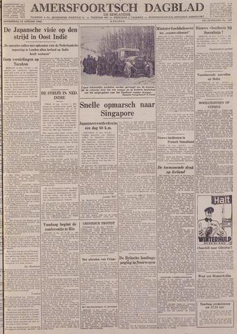 Amersfoortsch Dagblad / De Eemlander 1942-01-15
