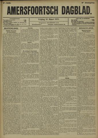 Amersfoortsch Dagblad 1905-03-10