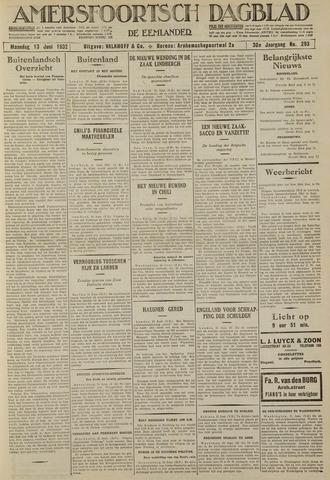 Amersfoortsch Dagblad / De Eemlander 1932-06-13