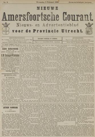 Nieuwe Amersfoortsche Courant 1898-02-02