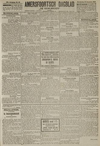 Amersfoortsch Dagblad / De Eemlander 1923-08-16