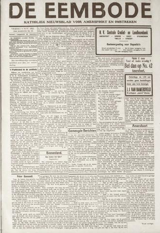 De Eembode 1921-11-04