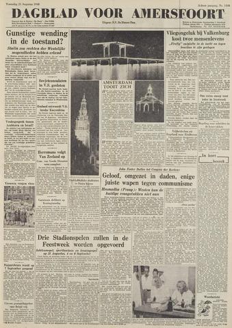 Dagblad voor Amersfoort 1948-08-25
