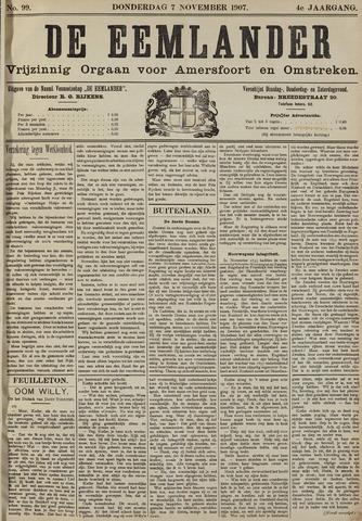 De Eemlander 1907-11-07