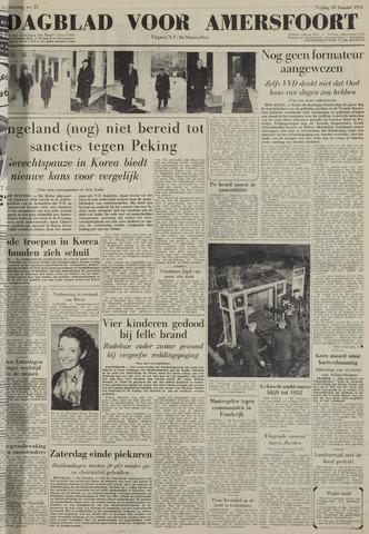 Dagblad voor Amersfoort 1951-01-26