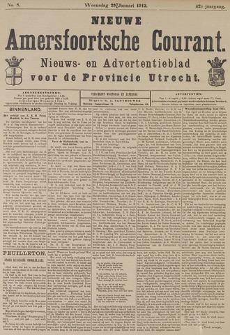 Nieuwe Amersfoortsche Courant 1913-01-29