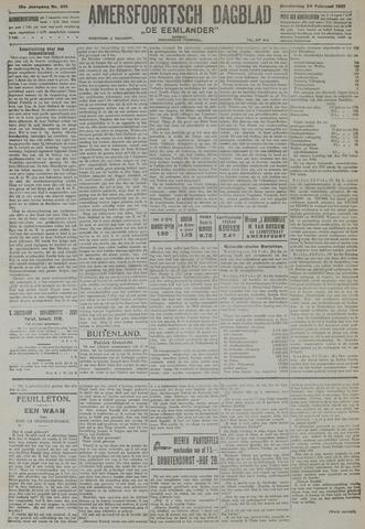 Amersfoortsch Dagblad / De Eemlander 1921-02-24