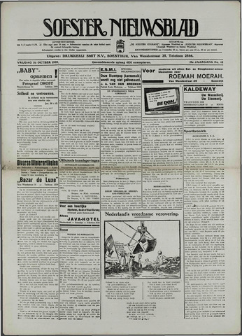 Soester Courant 1936-10-20