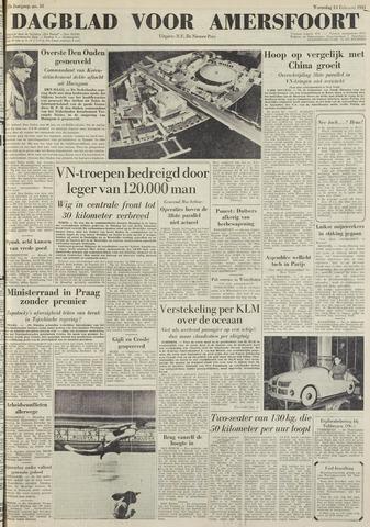 Dagblad voor Amersfoort 1951-02-14