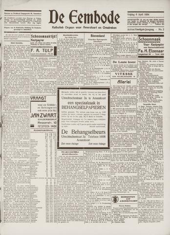 De Eembode 1934-04-06