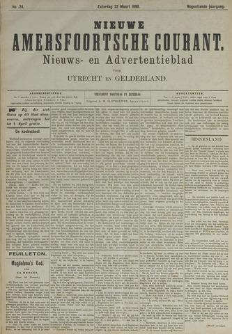 Nieuwe Amersfoortsche Courant 1890-03-22