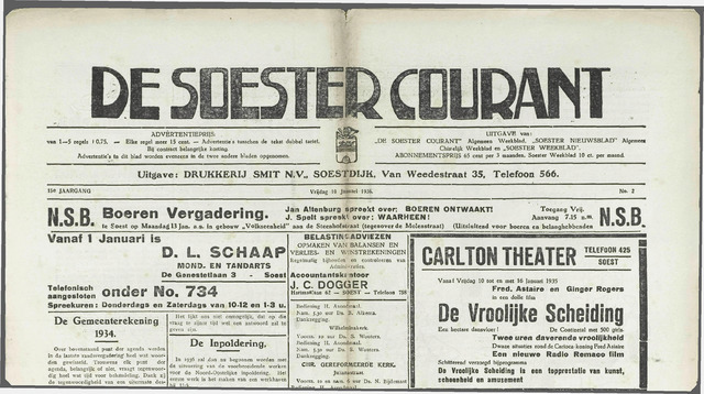 Soester Courant 1936-01-10