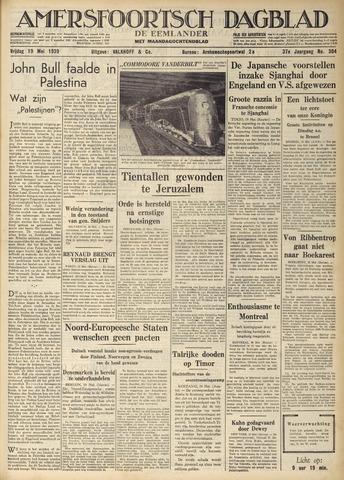 Amersfoortsch Dagblad / De Eemlander 1939-05-19