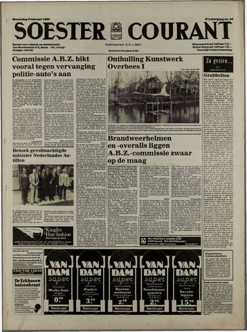 Soester Courant 1983-02-09