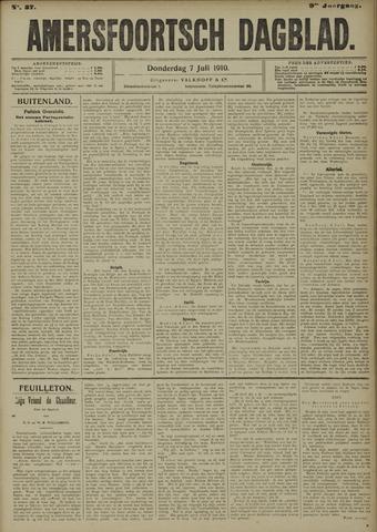 Amersfoortsch Dagblad 1910-07-07