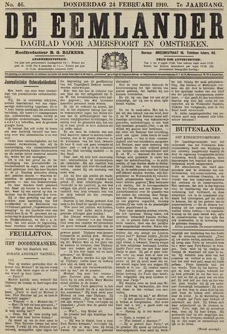 De Eemlander 1910-02-24