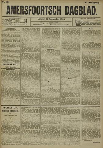 Amersfoortsch Dagblad 1905-09-29