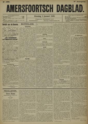 Amersfoortsch Dagblad 1909-01-05
