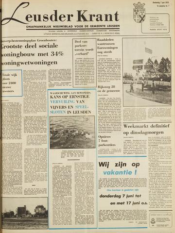 Leusder Krant 1973-06-07