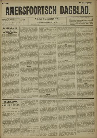 Amersfoortsch Dagblad 1910-12-09