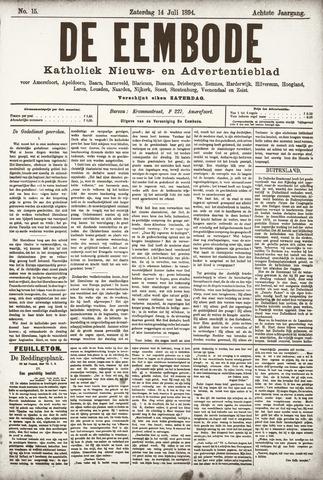 De Eembode 1894-07-14