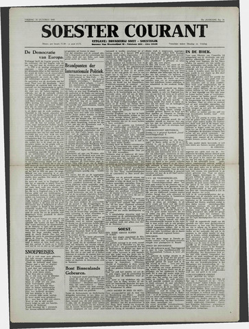 Soester Courant 1949-10-21