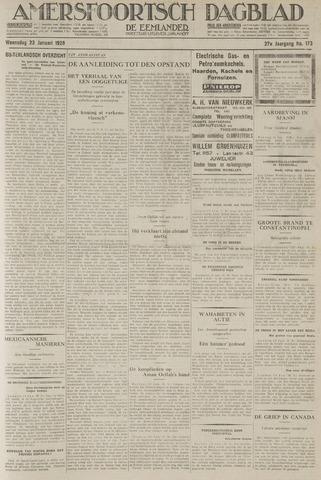 Amersfoortsch Dagblad / De Eemlander 1929-01-23