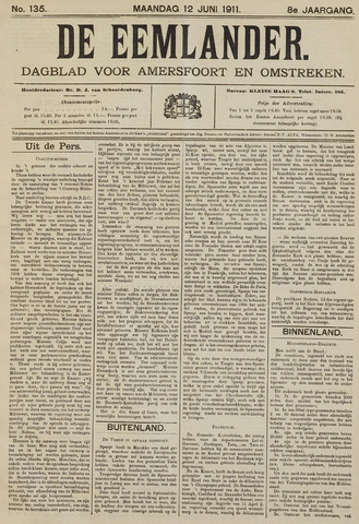 De Eemlander 1911-06-12