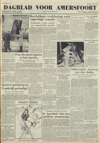 Dagblad voor Amersfoort 1951-03-27