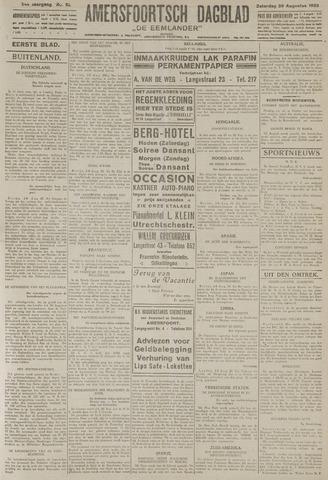Amersfoortsch Dagblad / De Eemlander 1925-08-29