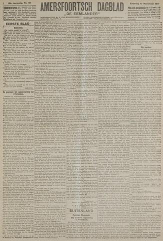 Amersfoortsch Dagblad / De Eemlander 1917-11-17