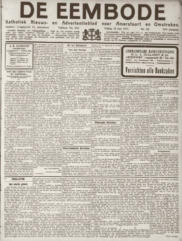 De Eembode 1917-06-22