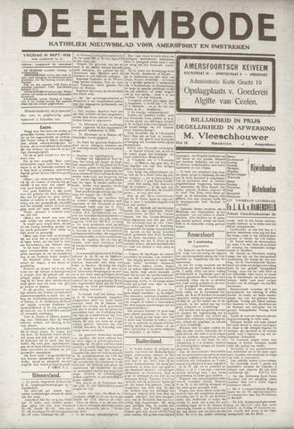 De Eembode 1920-09-10