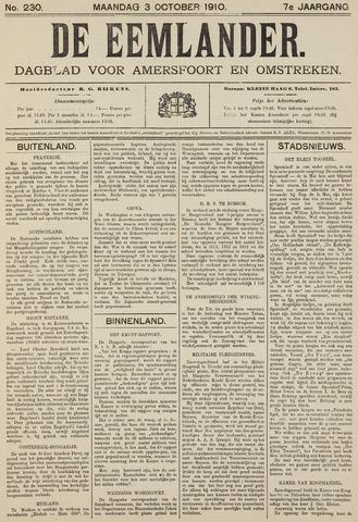 De Eemlander 1910-10-03