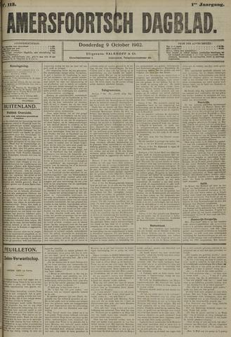 Amersfoortsch Dagblad 1902-10-09