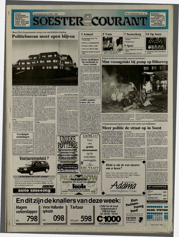Soester Courant 1992-04-22