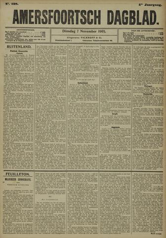 Amersfoortsch Dagblad 1905-11-07