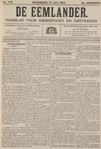 De Eemlander 1912-07-31