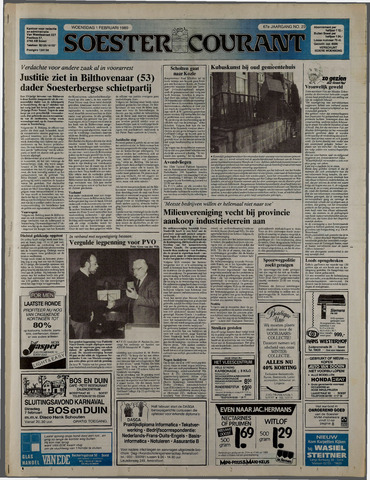 Soester Courant 1989-02-01