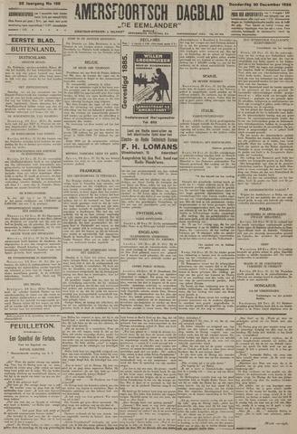 Amersfoortsch Dagblad / De Eemlander 1926-12-30