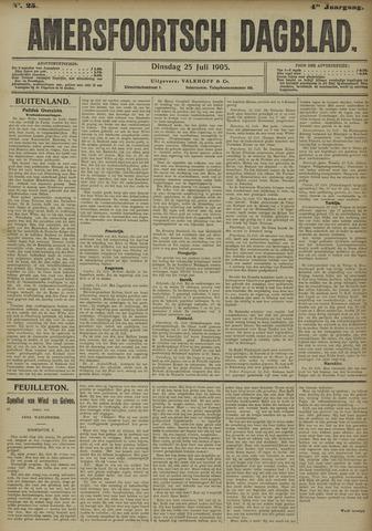 Amersfoortsch Dagblad 1905-07-25