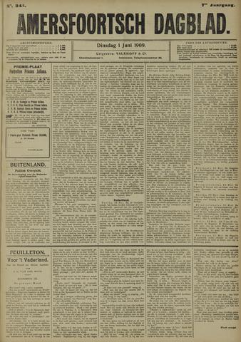 Amersfoortsch Dagblad 1909-06-01